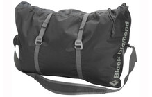 Black Diamond Super Chute Rope sac charbon